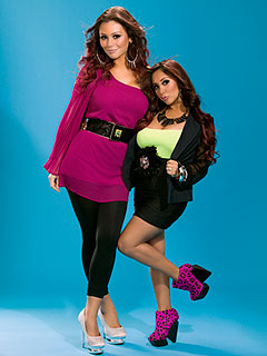 Snooki & JWOWW Is a Dumbed-Down Laverne & Shirley | Jenni Farley, Nicole Polizzi
