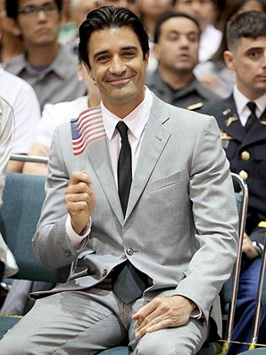 Gilles Marini Is Officially an American Citizen