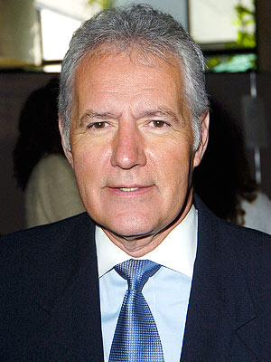 Alex Trebek, Jeopardy Host, Hurt Chasing Burgler