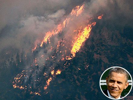 President Obama to Visit Colorado Wildfires – Find Out How to Help