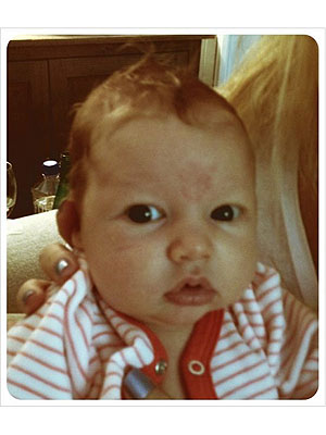 Jessica Simpson Shares New Maxwell Photo