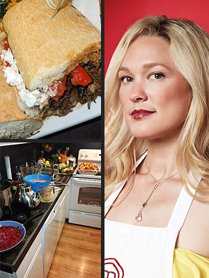 MasterChef Jennifer Behm PEOPLE Blog: Ballgame Food Tips