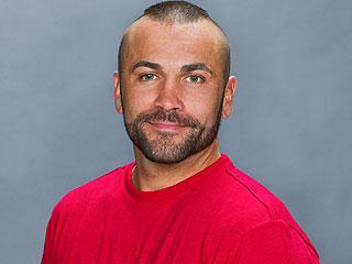 Russell Hantz's Brother Willie to Compete on Big Brother