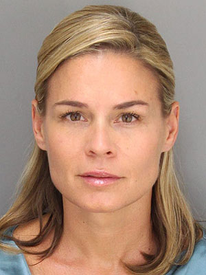 Cat Cora Arrested for DUI, Takes Nice Mug Shot