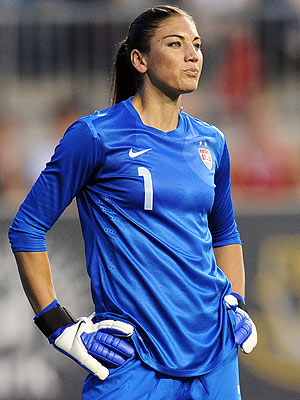 Olympics 2012: Hope Solo Tests Positive for Banned Substance