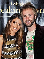 Nikki Reed & Paul McDonald Get Affectionate at Twilight Afterparty | Nikki Reed, Paul McDonald