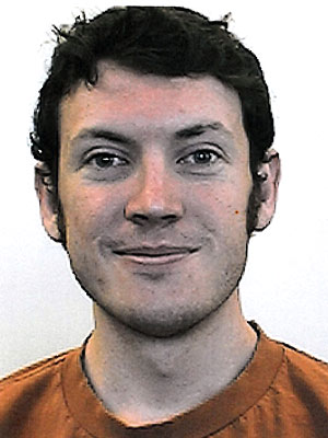 James Holmes Was Calm after Aurora Shooting: Witness
