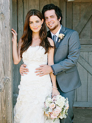American Idol Lee DeWyze Wedding Photos