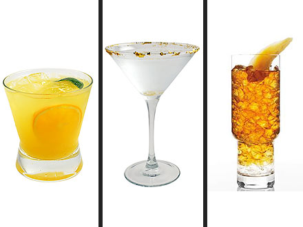 2012 London Summer Olympics Cocktail Guide
