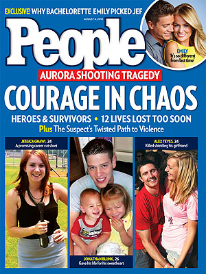 Aurora Victims: Stories of Love and Bravery