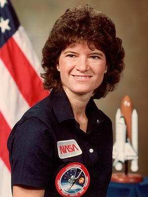 Sally Ride Dead: First American Woman in Space Was 61
