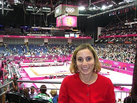 NBCOlympics: McKayla Maroney and Fab Five Win, Kerri Strug Blogs from London