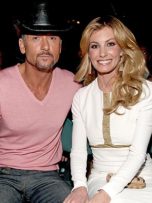 Faith Hill and Tim McGraw Announce Vegas Concert Series