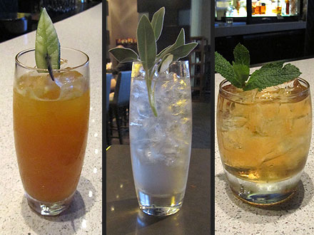 London 2012: Gold, Silver and Bronze-Themed Cocktails