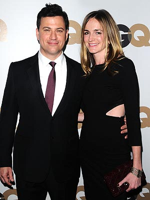 Jimmy Kimmel Engaged to Jimmy Kimmel Live! Co-Head Writer, Molly McNearney