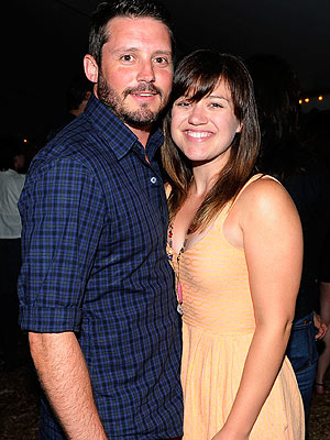 Kelly Clarkson, Brandon Blackstock Are in Love