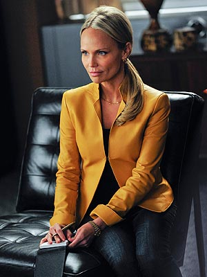 Kristin Chenoweth Injured; Quits The Good Wife