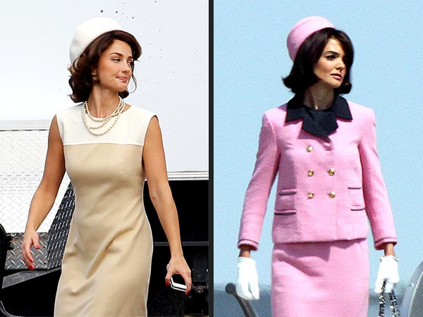 Minka Kelly Plays Jacqueline Kennedy Onassis