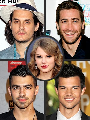 Taylor Swift: 'We Are Never Ever Getting Back Together' - Who's It About?