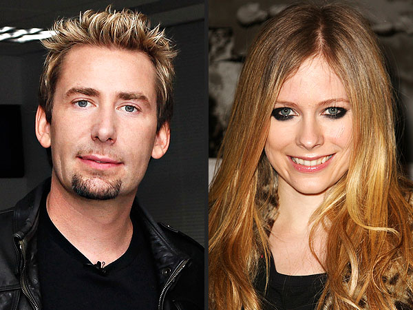 Avril Lavigne Engaged to Nickelback's Chad Kroeger