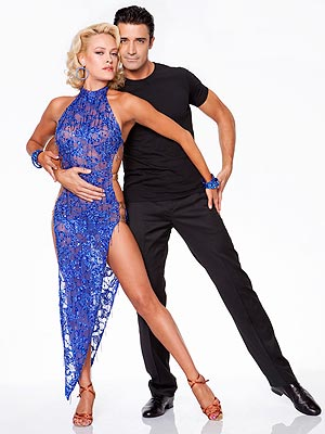 Dancing with the Stars: Peta Murgatroyd Blogs About &#39;Sexy&#39; Gilles Marini