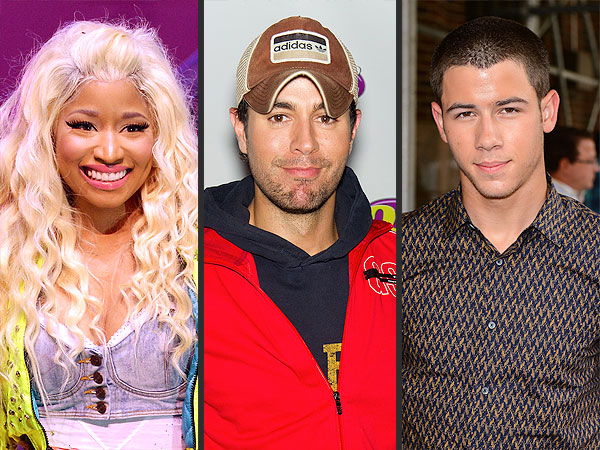 American Idol: Nicki Minaj & Enrique Iglesias to Judge?