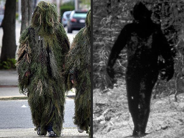 Bigfoot Sighting Hoax Kills Man Run Over While Wearing Costume