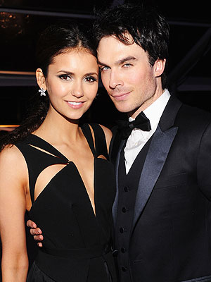 Ian Somerhalder and Nina Dobrev Split