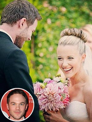 Shawn Ashmore Married; X-Men Star Weds Dana Renee Wasdin in Los Angeles