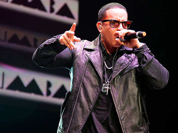 Daddy Yankee Heats Up San Antonio