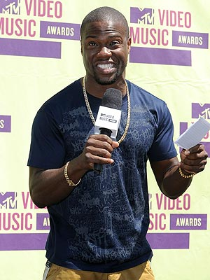VMA Host Kevin Hart Promises: 'Nobody Is Off Limits'