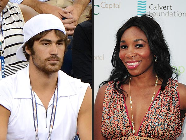 Venus Williams Dating Elio Pis; Cuban Model Watches Her at U.S. Open