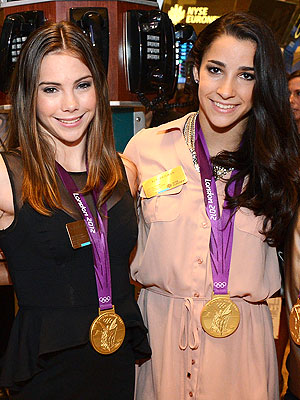 McKayla Maroney & Aly Raisman Injured on Kellogg's Tour