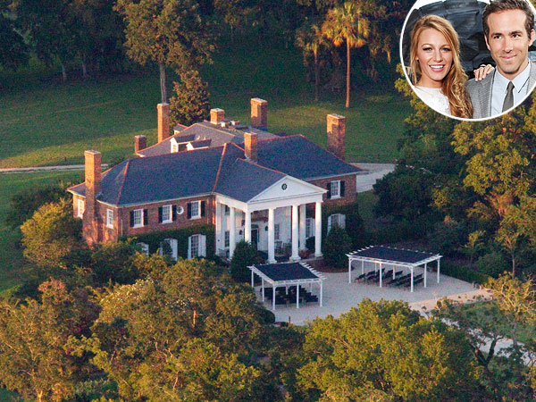 Blake Lively house in Bedford/Pound
