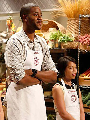 MasterChef Finale Spoiler: Christine Ha versus Josh Marks