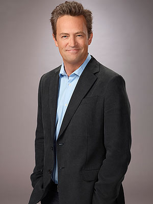 Matthew Perry: I'm Jaded But My New Show Makes Me Happy