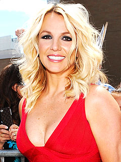 Britney Spears Is a 'Little Nervous' About First Live X Factor Show | Britney Spears