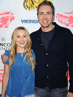 Dax Shepard and Kristen Bell Pregnant