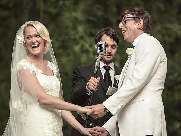 The Black Keys Wedding: Patrick Carney Marries Emily Ward