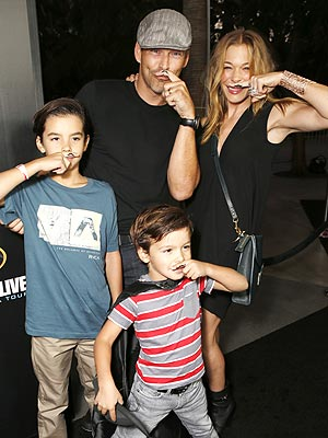 LeAnn Rimes Leaves Rehab; Attends Batman Live Premiere with Eddie Cibrian