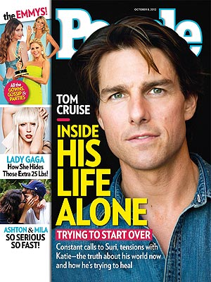 Tom Cruise, Suri Cruise: Why They Haven't Been Together for Nearly 2 Months