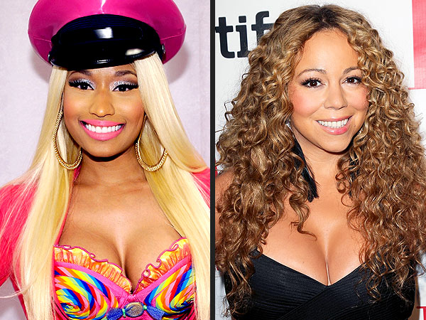 Nicki Minaj & Mariah Carey: Inside Their Feud