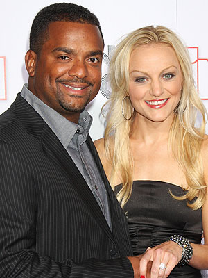 Alfonso Ribeiro Marries Angela Unkrich