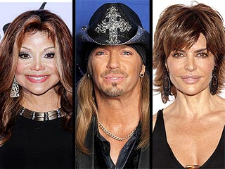 Celebrity Apprentice Returns with All-Star Cast | Bret Michaels, Latoya Jackson, Lisa Rinna