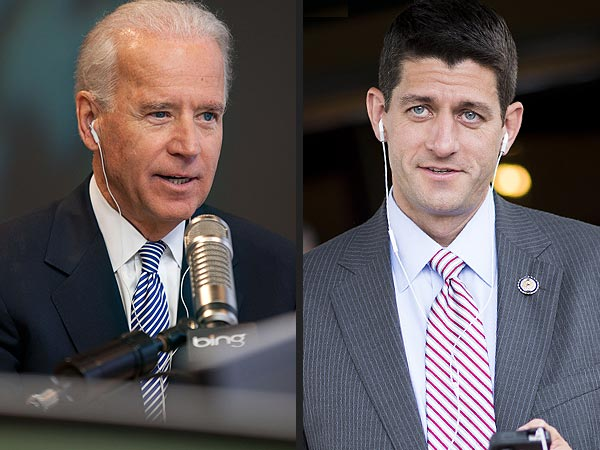Vice Presidential Debate: Biden and Ryan's Music Picks