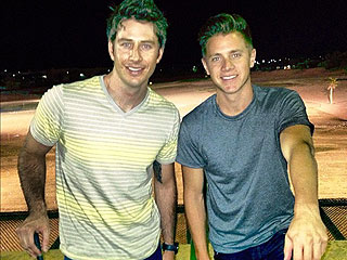 Jef Holm Gets in Golf Therapy after Split with Emily Maynard