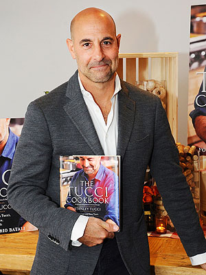 Stanley Tucci Family Cookbook Recipe