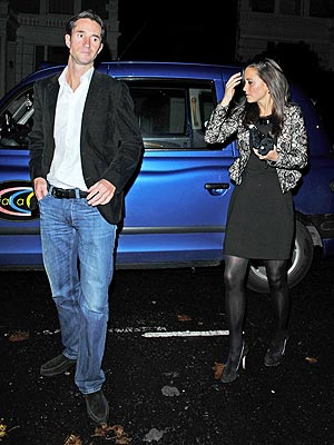 Pippa Middleton Dating James Matthews