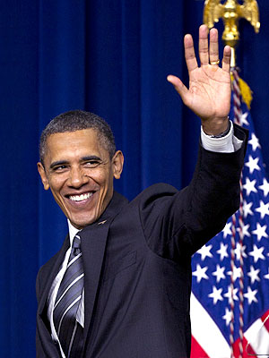 Barack Obama Wins Re-Election