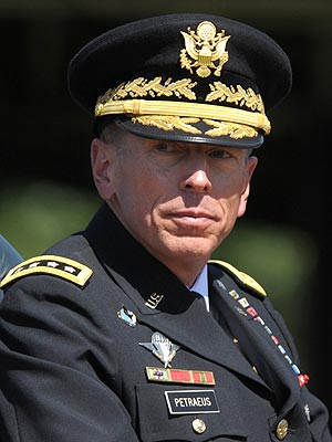 David Petraeus Resigns from C.I.A. Due to Affair